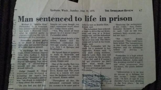 sentence article